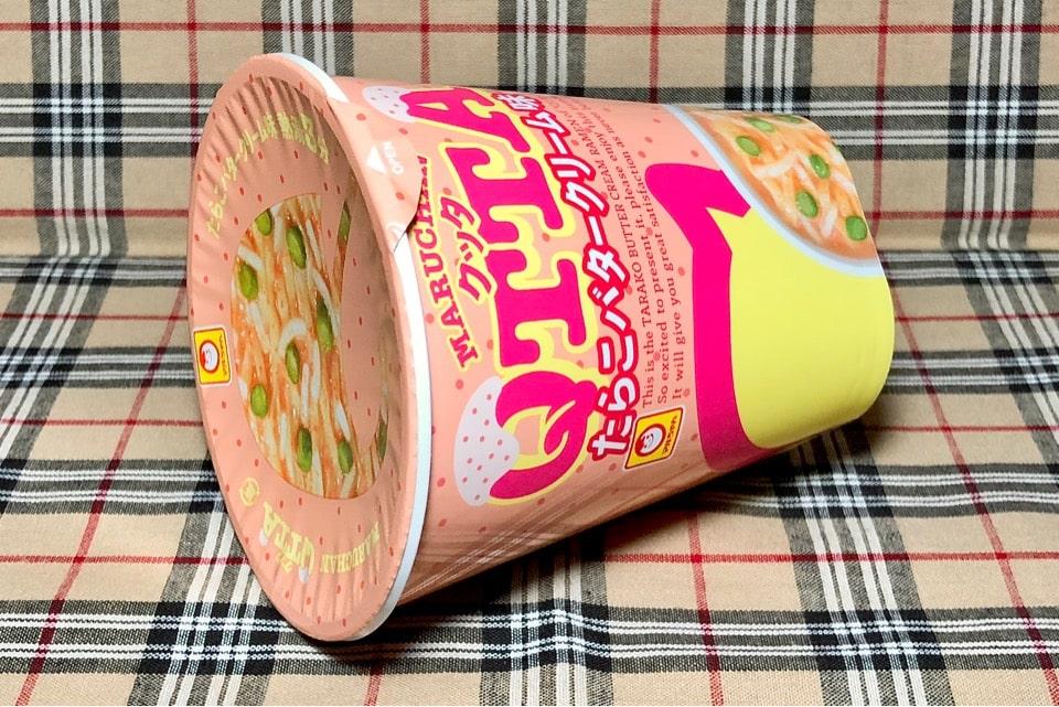 QTTA たらこバタークリーム味