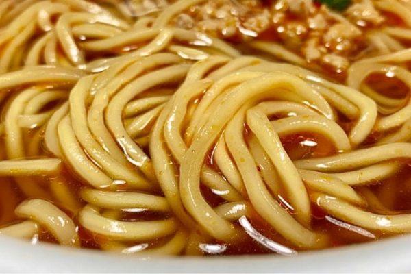 ミニ台湾ラーメンの麺
